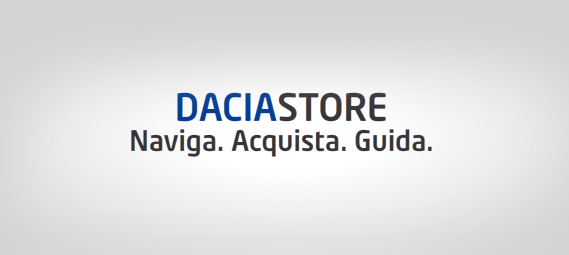 Dacia Store, Auto Online