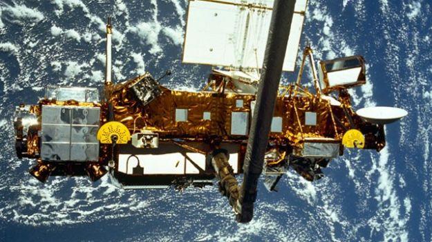 Satellite Uars Caduta
