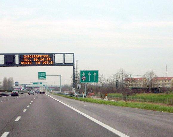 passante autostradale di Mestre