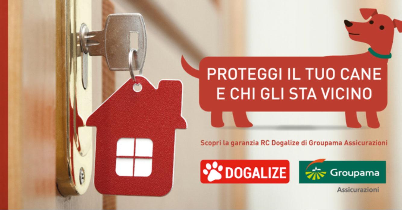 assicurazione cani gatti Dogalize Groupama
